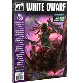 Warhammer Warhammer White Dwarf 459  December 2020