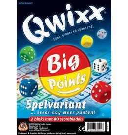 White Gobelin Games White Gobelin Games Qwixx Big Points - 2 Scorebloks