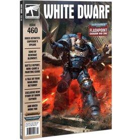 Warhammer Warhammer White Dwarf  460  January 2021
