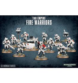 Games Workshop Warhammer 40.000 Tau Empire Fire Warriors