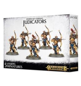 Games Workshop Warhammer Age of Sigmar Citadel Stormcast EternalsJudicators
