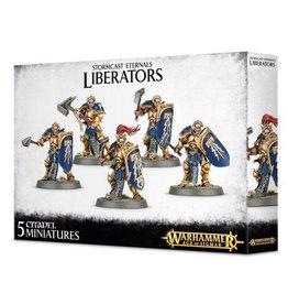 Games Workshop Warhammer Age of Sigmar Citadel Stormcast Eternals Liberators