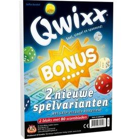 White Gobelin Games White Goblin Games Qwixx Bonus - 2 Scorebloks