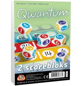 White Gobelin Games White Goblin Games Qwantum Bloks (Extra Scorebloks)