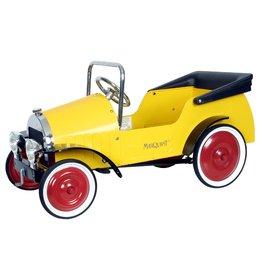 Marquant Marquant Metal Classic Sedan - Trapauto geel