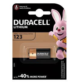 Duracel Duracell  batterij 123  Lithium 3V