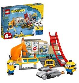 LEGO Lego Minions 75546 Minions in Gru's Lab