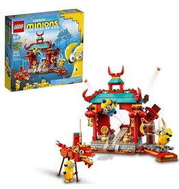 LEGO Lego Minions 75550 Minions Kungfugevecht
