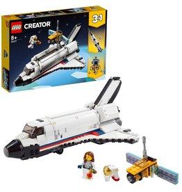 LEGO Lego Creator 31117 Ruimteraket Avontuur- Creator Space Shuttle