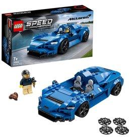 LEGO Lego Speed Champions 76902 McLaren Elva