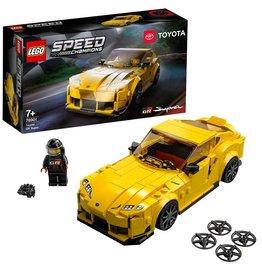 LEGO Lego Speed Champions 76901 Toyota GR Supra
