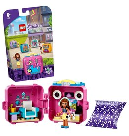 LEGO Lego Friends 41667 Olivia's Speelkubus - Olivia Gaming Cube