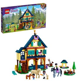LEGO Lego Friends 41683 Paardrijbasis in het Bos - Forest Horseback Riding Center