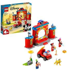 LEGO Lego Disney 10776 Mickey & Friends Brandweerkazerne & Auto - Mickey Mouse Fire Station