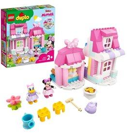 LEGO Lego Duplo 10942 Minnie's Huis en Café -  Minnie House And Cafe