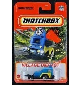 Mattel Matchbox Single Diecast Speed Trapper 2021-62/100