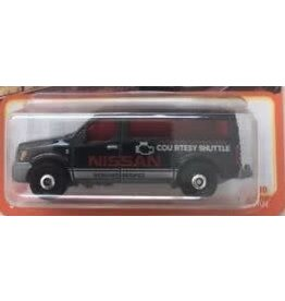 Mattel Matchbox Single Diecast Nissan NV Van 66/100