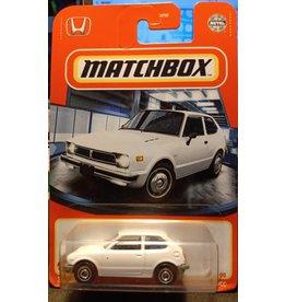 Mattel Matchbox Single Diecast  1976 Honda CVCC  49/100