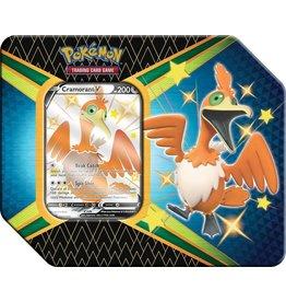 The Pokemon Company Pokémon TCG Shining Fates Tin Cramorant