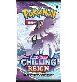 The Pokemon Company Pokémon TCG Sword & Shield Chilling Reign Boosterpack