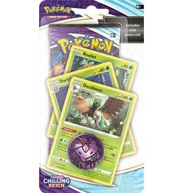 The Pokemon Company Pokémon TCG Sword&Shield Chilling Reign Premium Checklane