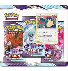 The Pokemon Company Pokémon TCG Sword & Shield Chilling Reign 3BB
