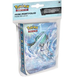 The Pokemon Company Pokémon TCG Sword & Shield Chilling Reign Mini Portfolio 60 cards