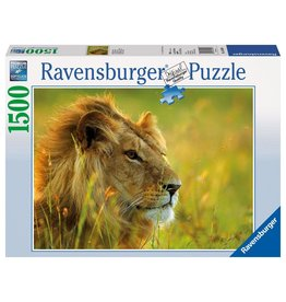 Ravensburger Ravensburger Puzzel 162994 Koning van de  Savanne 1500 stukjes