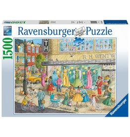 Ravensburger Ravensburger puzzel 164592 Sidewalk Fashion 1500 stukjes