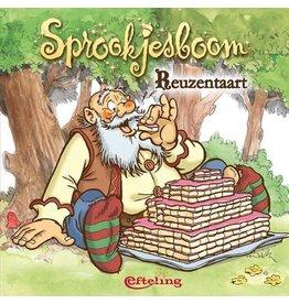 Efteling Efteling Boek Sprookjesboom - Reuzentaart