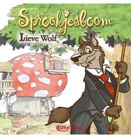 Efteling Boek Sprookjesboom - Lieve Wolf