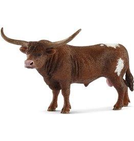Schleich Schleich Farm World 13866 Texas Longhorn Stier