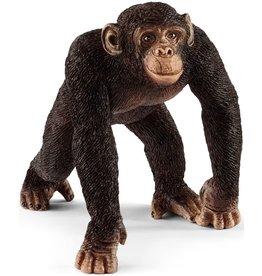 Schleich Schleich Wild Life 14817 Mannelijke Chimpansee