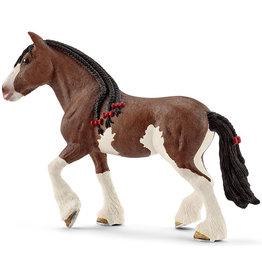 Schleich Schleich Horse Club 13809 Clydesdale Merrie