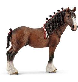 Schleich Schleich Horse Club 13808 Clydesdale Hengst