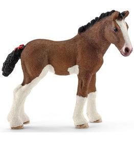 Schleich Schleich Horse Club 13810 Clydesdale Veulen