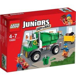 LEGO Lego Juniors 10680 Vuilniswagen