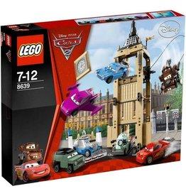 LEGO Lego Cars 2 8639 Bentley Ontsnapping