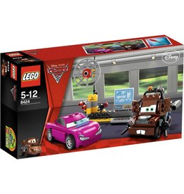 LEGO Lego 8424 Cars 2 Takel's Spionnenafdeling