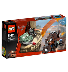LEGO Lego Cars 9483 Agent Mater's Escape