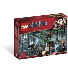 LEGO Lego 4865 Harry Potter The Forbidden Forest
