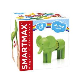 Smartmax SmartMax My First Animals - de Groene Olifant