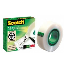 Scotch Scotch Magic Tape 19mmx33m