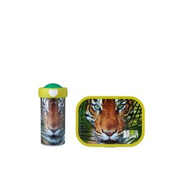 Mepal Mepal Lunchset Campus (Schoolbeker + Lunchbox) Animal Planet Tijger