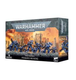Warhammer Warhammer Space marines Primaris Reivers 10 miniatures