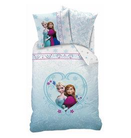Disney Dekbedovertrek  Frozen Heart (140x200cm)
