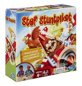 hasbro Hasbro Stef Stuntpiloot - Actiespel