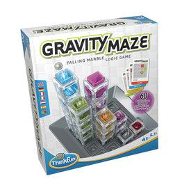 Ravensburger ThinkFun 764334 Gravity Maze '21  – Breinbreker