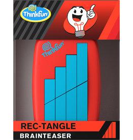Ravensburger ThinkFun 763856 A-HA! Rec-Tangle  – Breinbreker