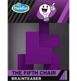 Ravensburger ThinkFun 763832 A-HA! Fifth Chair  – Breinbreker